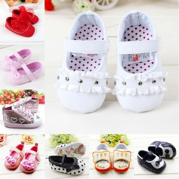 Retail Fashion Baby Shoes 2015 Rivets Stitching Girl Baby Toddler Shoes 11cm 12cm 13cm Infants Shoes First Walkers 2218