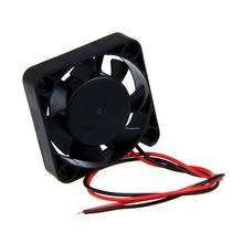 12V 0.12A Cooling Fan 40mm CPU GPU RepRap 3D Printer Extruder Hot End