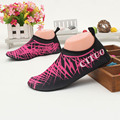 Male and female lightweight breathable sandals barefoot soft shoes antiskid shoes portable swim Snorkelling