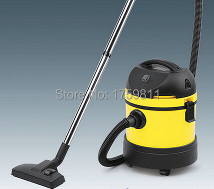 Hot Selling Once-and-for-all Hepa Filter Powerful Cyclonic Vacuum Cleaner Best Christmas Gift 1600W 30L Free Shipping(China (Mainland))