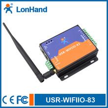 8 канала беспроводной 12 В реле модуль wi-fi пульт дистанционного управления поддержка устройств сотовый телефон андроид и IOS