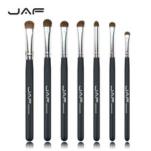 2014 New 7PCS Make up Brushes Eye brushes set eyeliner eye shading Blending Pencil Brush Makeup Brushes