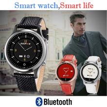 2016 новые Bluetooth Smartwatch ZGPAX S360 MTK2502 мужские женские спортивные наручные часы носимых для android-телефонов смартфоны 128 м ROM
