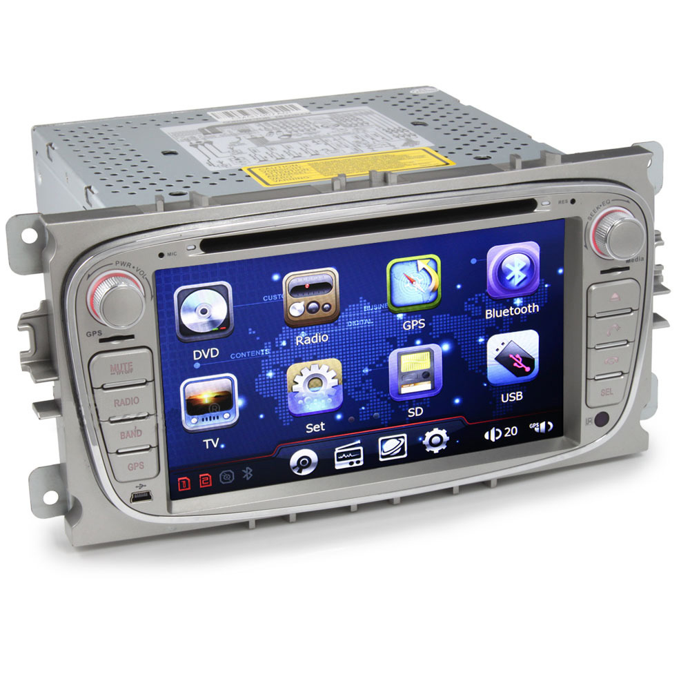 Auto special car DVD CD radio MP3 navigation GPS Fit for FORD S-MAX(2008-2010) FOCUS(2008-2010) MONDEO(2007-2011) hot sale(China (Mainland))