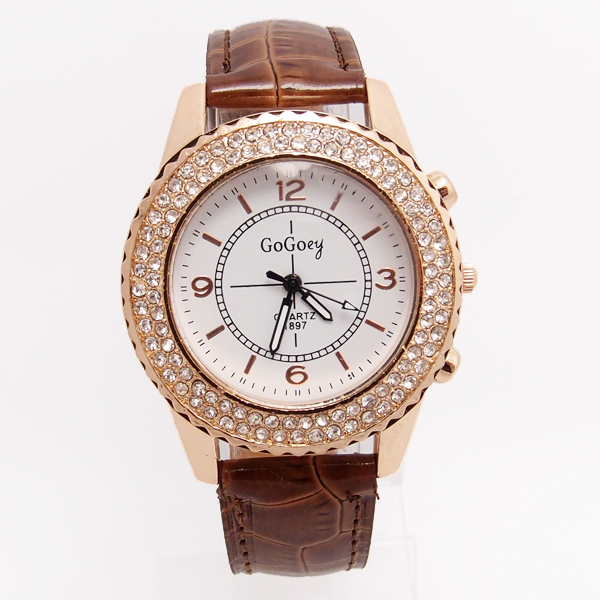 wholesale brand fashion quartz wrist dress