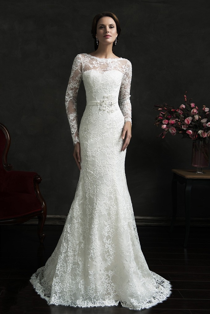 Cheap Wedding Dresses With Sleeves