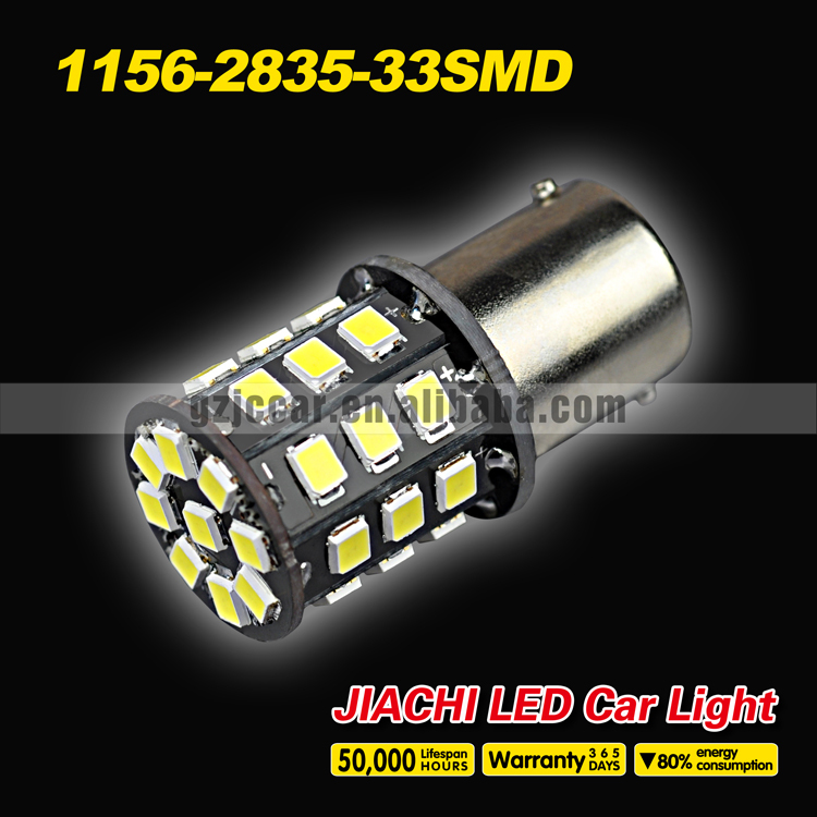 LED Turn light Motorcycle winker Lamp 1156 2835 33SMD(China (Mainland))
