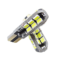 2PCS T10 Wedge Type W5W 2835 24 SMD 12V LED Car Lights Canbus Error Free Great
