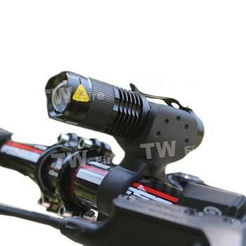 2000lm велосипед свет CREE зум фонарик мини факел из светодиодов велоспорт велосипед передняя головного света с горы