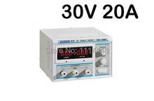 0 — 30 В, 0-20а выходной новое цифровой регулируемый импульсный источник источник питания с переменной скоростью 220 В