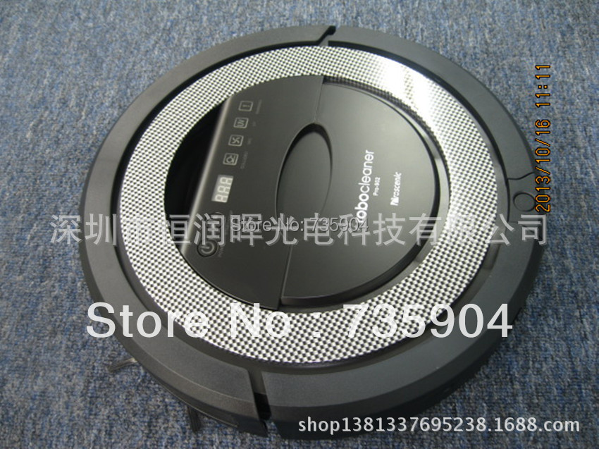 2013 New Hot Sale Intelligent Robot Vacuum Cleaner(China (Mainland))