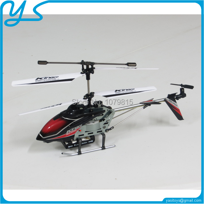 king co 3.5ch rc helicopter 3.5ch alloy remote control helicopter radio toys(Gyro) K5(China (Mainland))