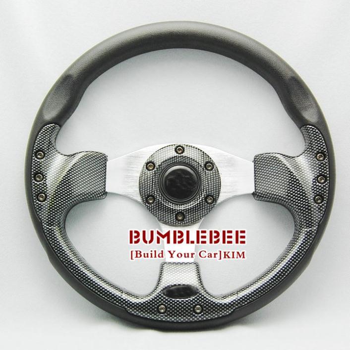 Free Shipping,MOMO PU 13 inches , Sport Steering Wheel for Modified Car,racing wheel,K051 ,Steering Wheel(China (Mainland))
