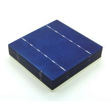 YSD 350pcs High Efficiency 5×5 Polycrystalline Solar Cell Photovoltaic Cell Solar 125*125mm Solar Cell DIY 200W Solar Panel