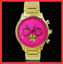 2015 New Geneva relojes de Mujer de marca de lujo aleación de Reloj de cuarzo Digital hombres Mujer hombre calendario Reloj Reloj Mujer M667