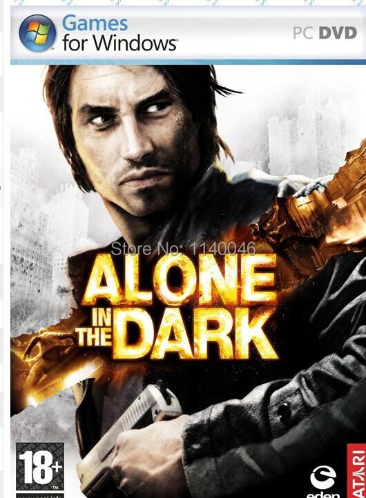С игрой под названием Alone in the Dark у автора этих строк связаны самые т