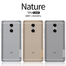 Buy Case Xiaomi Redmi Note 4 Cover Xiaomi Redmi Pro NILLKIN Nature Transparent Clear Soft Silicon TPU Back Cove Case for $4.99 in AliExpress store