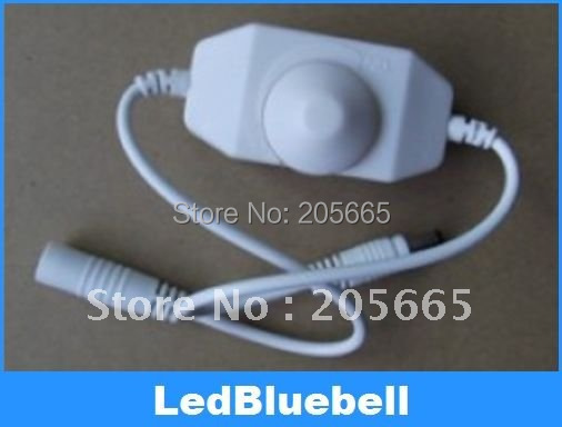 Free shipping 1 channel dimmer LED DIMMER,LED controller,wholesale 10pcs/lot  [LedBluebell ]<br><br>Aliexpress