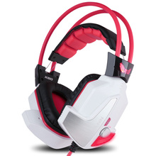Brand Ovann X60 Professional Over-Ear Game Headset Wired Control with Micphone Usb 7.1 computer/Gaming Earphones
