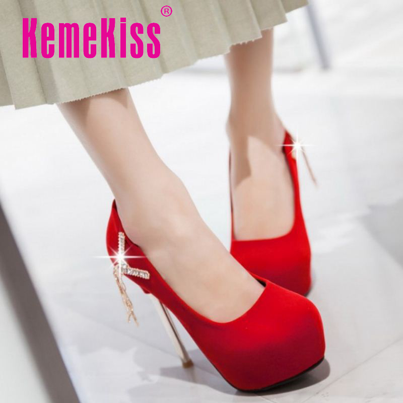 ladies high heel shoes sexy spring women female office quality office footwear fashion heeled  pumps shoes size 33-42 P22422<br><br>Aliexpress