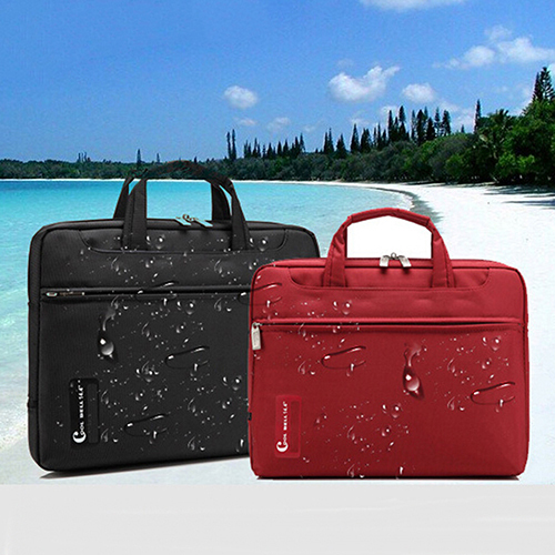 """Fancy 13"""" 15"""" Laptop Notebook Computer PC Handle Sleeve Case Bag with Shoulder Strap(China (Mainland))"""