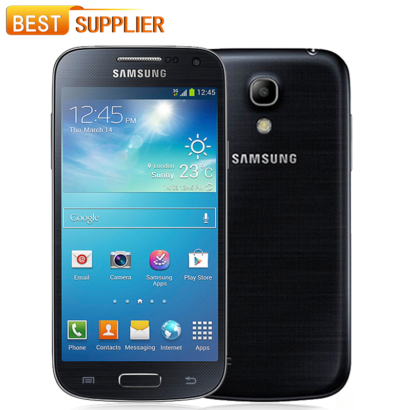 2016 Hot Mobile Phone Galaxy S4 Mini I9192 I9195 4.3''touch Nfc Wifi Gps 8mp Camera Unlocked Refurbished Cell Phone Shipping(China (Mainland))