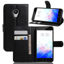 Buy Cover Meizu M3 / M3S Phone Cases Fundas Flip PU Leather Magnetic Cover Stand Wallet Card Holder Case Coque Meizu M3S for $3.35 in AliExpress store