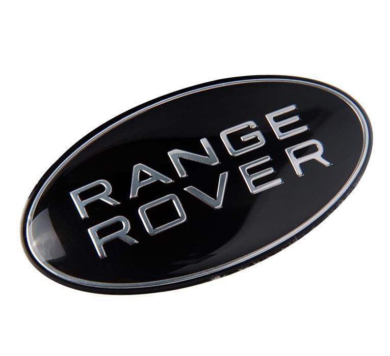 Range Rover Sport Supercharged Emblem Black Land Rover