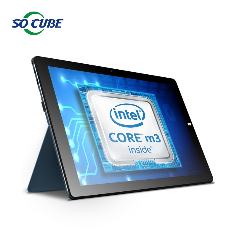 12.2 inch Cube i9 2 in 1 Tablet PC Windows10 Home Skylake Core M3-6Y30 1920*1200 IPS Screen 4GB RAM 128GB ROM USB 3.1 Type C(China (Mainland))