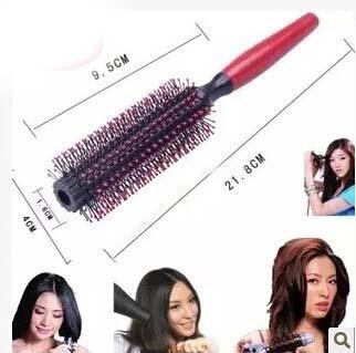 plastic hair brush escova de cabelo tangle profissional magic hair dye comb kapper beauty styling tools pente pentear(China (Mainland))