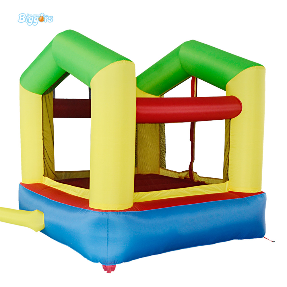 DHL FREE SHIPPING Inflatable Trampoline Bounce House Mini Bouncy Castle Indoor Kids Toys(China (Mainland))