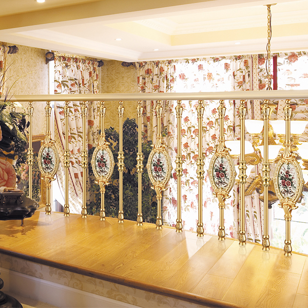 achetez en gros en aluminium escalier main courante en ligne des grossistes en aluminium. Black Bedroom Furniture Sets. Home Design Ideas