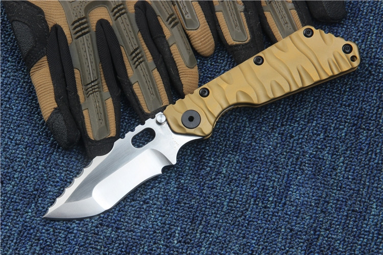 Buy KESIWO Folding knife ST D2 blade tactical knife Survival camping hunting tool Quality outdoor pocket EDC knife cheap