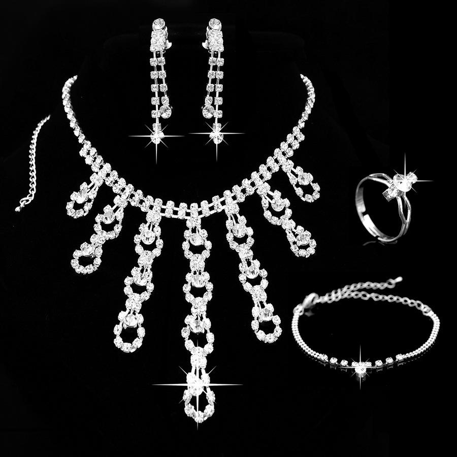 все цены на Ювелирный набор Rinhoo jewelry  W18927H01 онлайн