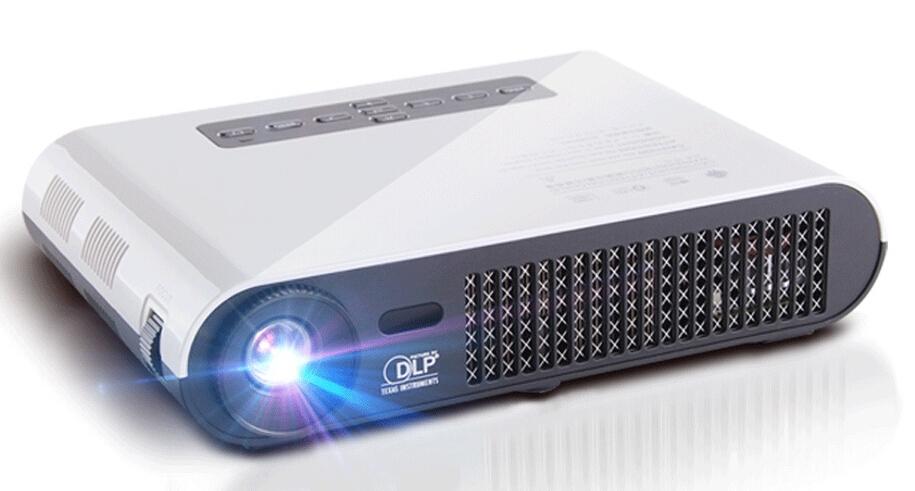 Mini projector hd compatible digital projector mini video for Mini digital projector