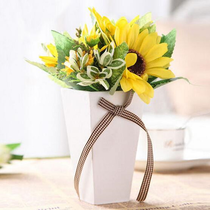 sunflower high simulation technology suite office decoration decorative flowers artificial flowers home decorationchina - Green Technology Homes