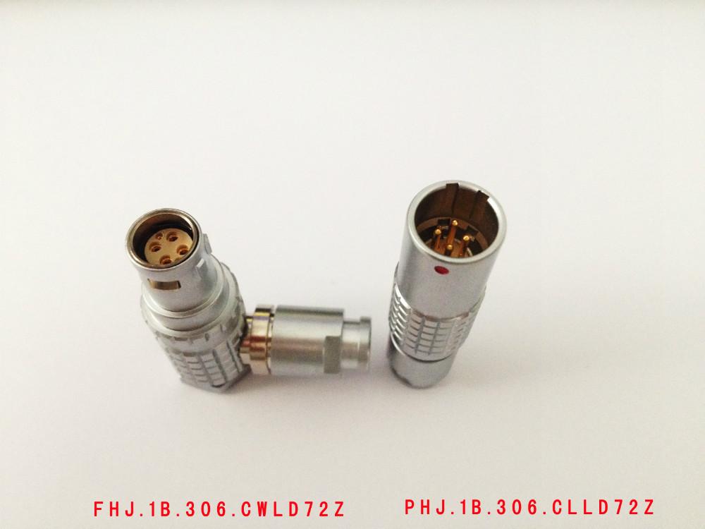LEMO cnnectorFHJ.1B.306(4+2).CWAD72Z/ PHJ.1B.306.CLL The metal plug socket<br><br>Aliexpress