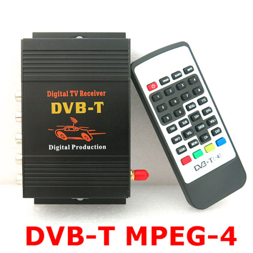 DVB-T Car 240km/h TV Box DVB-T(SD) MPEG2 MPEG4 AVC/H.264 DVB T Digital Receiver European - Shenzhen Wisdom Technology Limited company's store