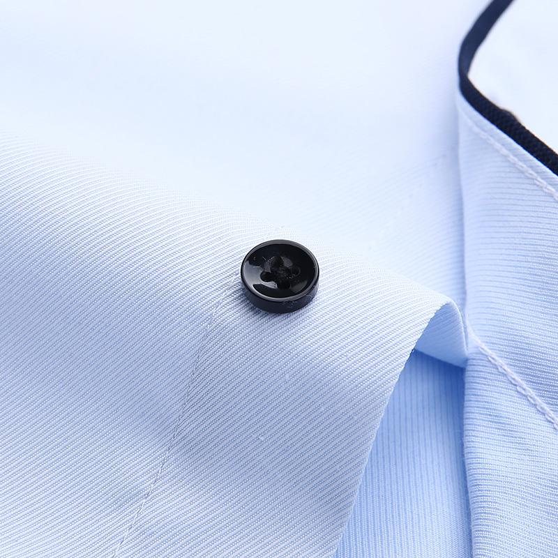 Contrast Color Short Sleeve Men Dress Shirts Casual Patchwork 2015 Fashion Fitness 097BM Men Clothing Camisa