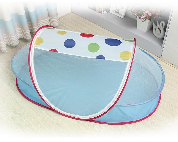 Folding Baby Crib Portable Baby Bed Crib Handbag Simple
