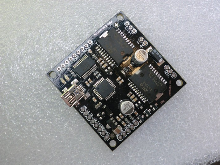 Gimbal Brushless Controller module V3 TAPR by Martinez,PTZ FPV without 6050 Sensor(China (Mainland))