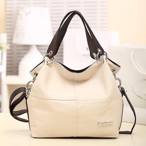 2015 Hot Sales Women Handbag PU Leather Bags Women Messenger Bags Splice Grafting Vintage Women Bag Shoulder Crossbody Bags(China (Mainland))