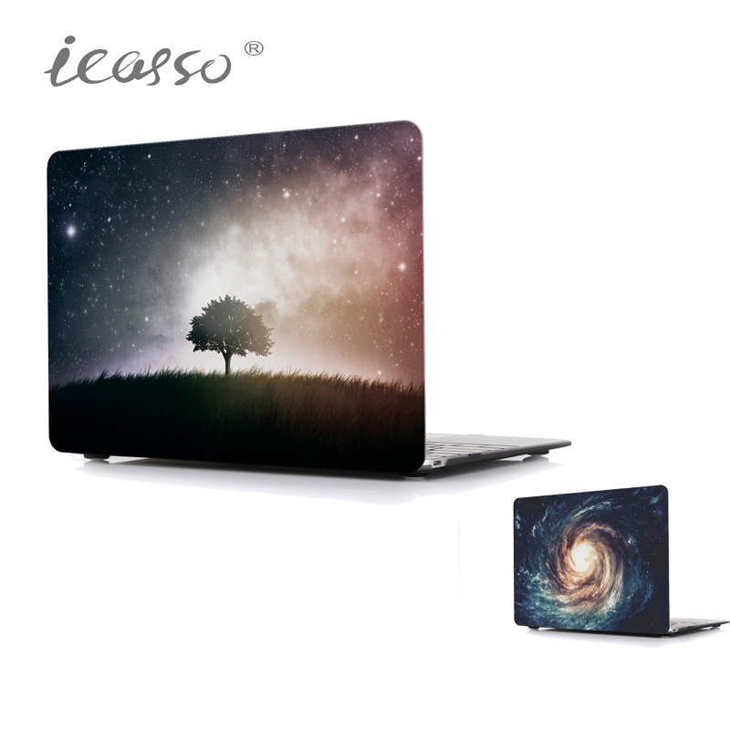 icasso Nebula printing Hard case cover for Macbook Air Pro 11 12 13 15 inch Retina Protect shell laptop computer macbook case(China (Mainland))