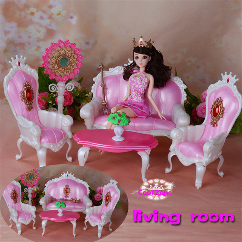 Barbie Muebles Sala De Estar - Compra lotes baratos de Barbie ...