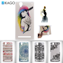 Fashion TPU Silicone Soft 6.0For SONY Xperia T2 Ultra Case D5322 D5303 xm50h Cell Phone Cover - meakar Phones & Telecommunications Store store