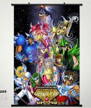 Saint Seiya Saint Cloth Myth Gemini Saga Home Decor Poster Wall Scroll Janpa 205