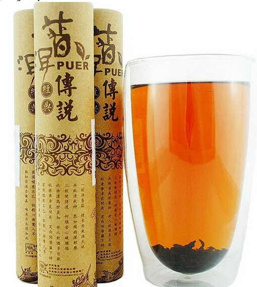 Grade AAAAA Quality 100g 100 Natural PU er Tea Mini Puerh Tea Highly Flavored Ripe Tea