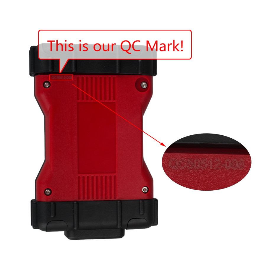 For Ford VCM II VCM 2 Multi-Language Diagnostic Tool IDS V97 with Free Shipping