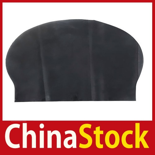 [ChinaStock] Fashion Durable Sporty Rubber Swim Cap Swimming Hat wholesale(China (Mainland))