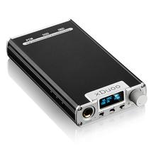 XDuoo XD-05 Аудио ЦАП Усилитель Для Наушников HD OLED-дисплей Поддержка 32BIT/384 КГЦ PCM 256 DSD 24BIT/192 КГЦ DXD ПК USB Декодирования(Hong Kong)